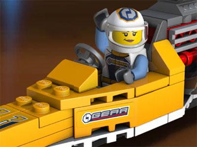 Lego City 2: Monster Jump