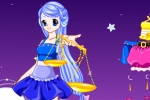 Libra Girl Dress Up