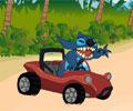Lilo and Stitch ride