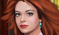 Lindsay Lohan Make-Up