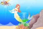 Little Mermaid Ariel Sea Makeover