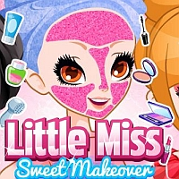 Little Miss Sweet Makeover