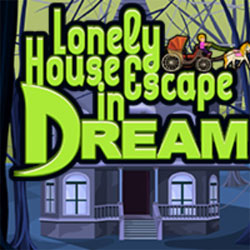 Lonely House Escape in Dream