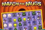 Loony Tunes Match The Mugs