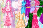 Lovely Fashion Princess Dress Up