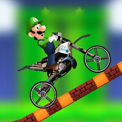 Luigi Stunts