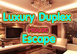 Luxury Duplex House Escape