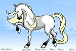 Magic Mane Pony Dressup