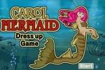 Magical Mermaid Princess Dress Up