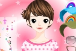 Makeover The Cute Girl