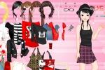 Mall Girl Dress-up