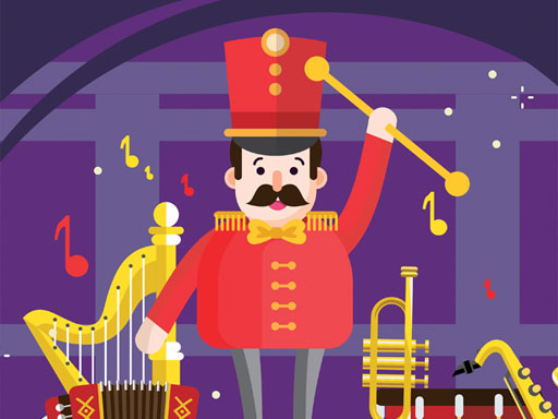 Marching Band Jigsaw