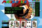 Mario Video Poker