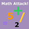Math Attack - Revenge of the Numbers