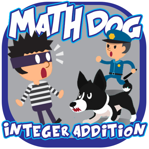 Math Dog Integer Addition
