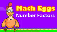 Math Eggs: Factoring Numbers