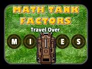 Math Tank Factors