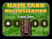 Math Tank Multiplication