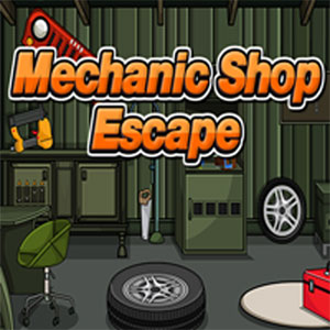 mechanic Shop Escape