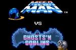 Megaman Vs Ghost N Goblins