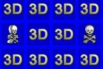 Memory 3D Figures
