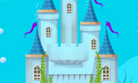 Mermaid Castle Decoration