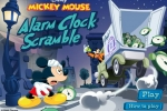 Micky Mouse Alarm Clock Scramble