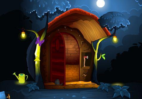 Midnight Garden Escape