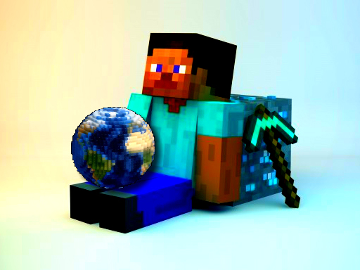 MineBlock Earth Survival