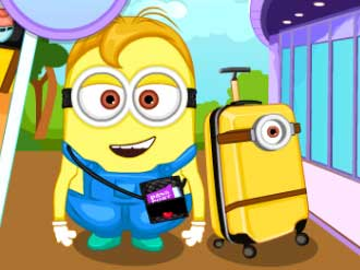 Minions fly to NYC