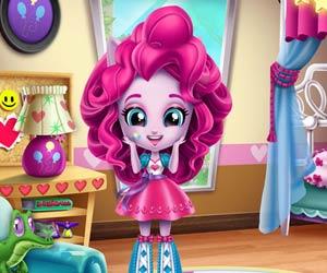 Minis Pinkie Pie Room Prep