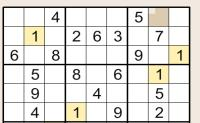 Mix Sudoku Light Vol 1 Easy
