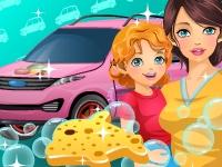 Mommy Car Wash