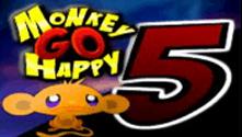 Monkey GO Happy 5