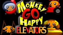 Monkey GO Happy Elevators