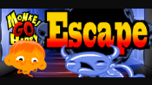Monkey GO Happy Escape