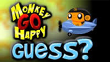 Monkey GO Happy – Guess?