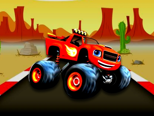 Monster Truck Hidden Star