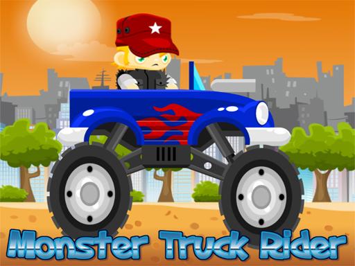 Monster Truck Rider