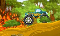 Monster Truck vs. Forest