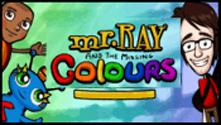 Mr. Ray and the Missing Colors