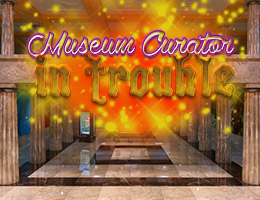 Museum Curator in Trouble