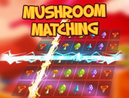 Mushroom Match3