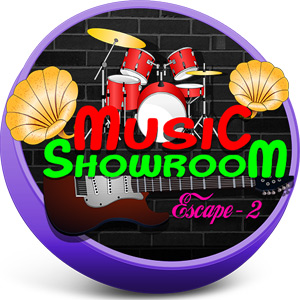 Music Showroom Escape 2