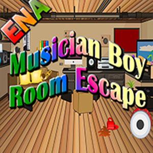 Musician Boy Room Escape