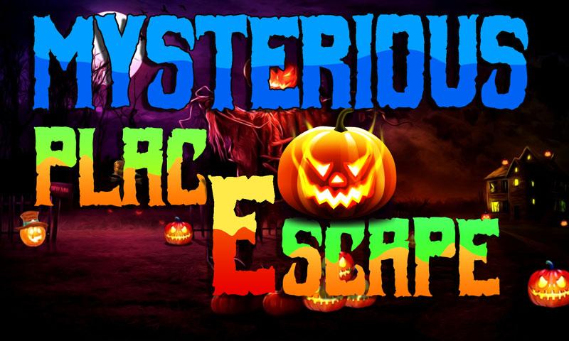 Mysterious Place Escape