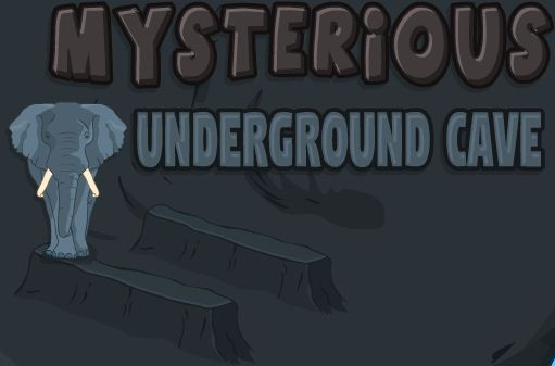 Mysterious Underground Cave