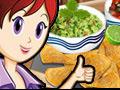 Nachos & Dip: Sara's Cooking Class