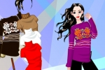 New Winter Fashion Dress Up