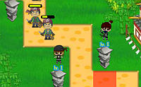 Ninjas vs Pirates Tower Defense